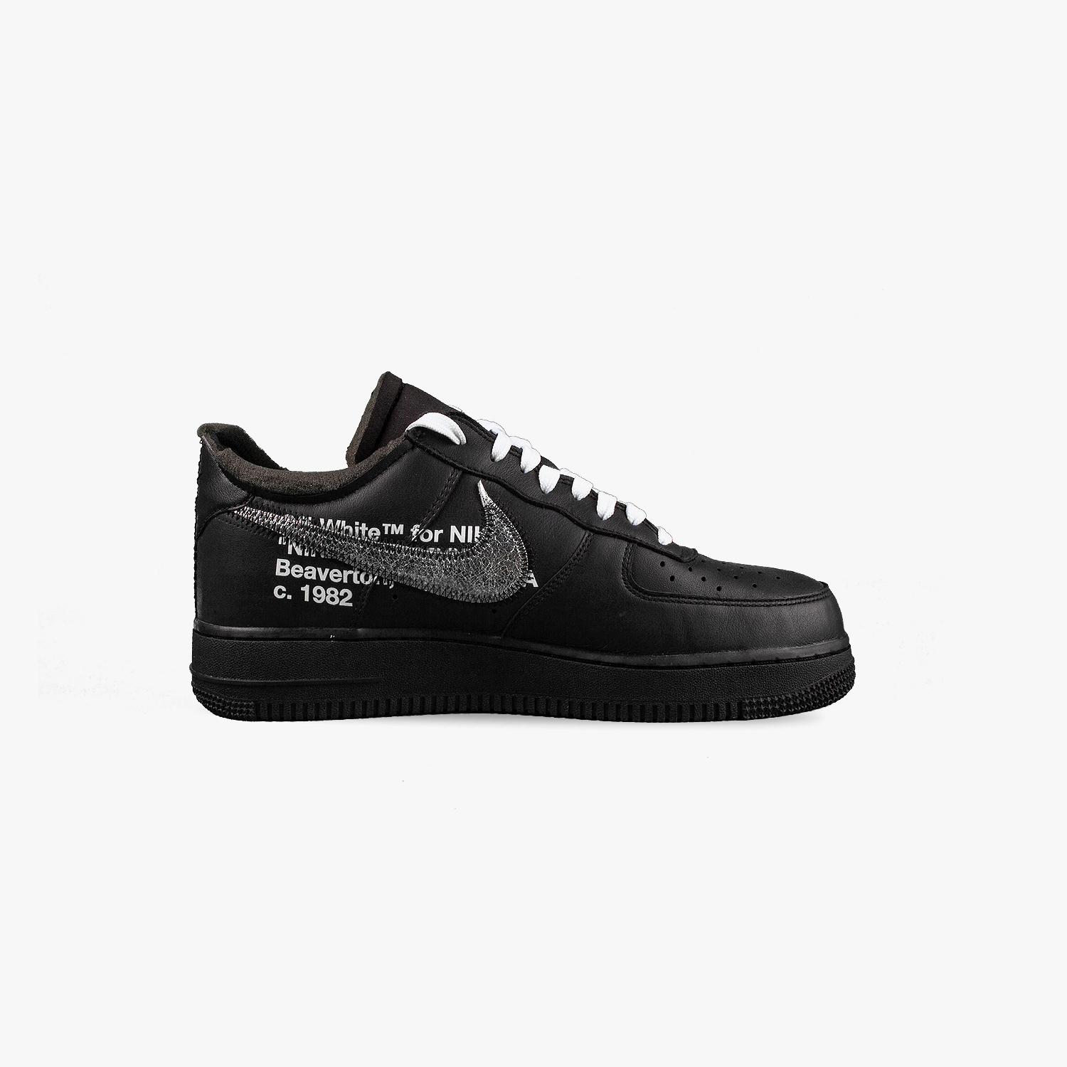 """premium selection a504f 2b322 Nike Air Force 1 Low '07 Virgil X MOMA """"OFF WHITE"""""""