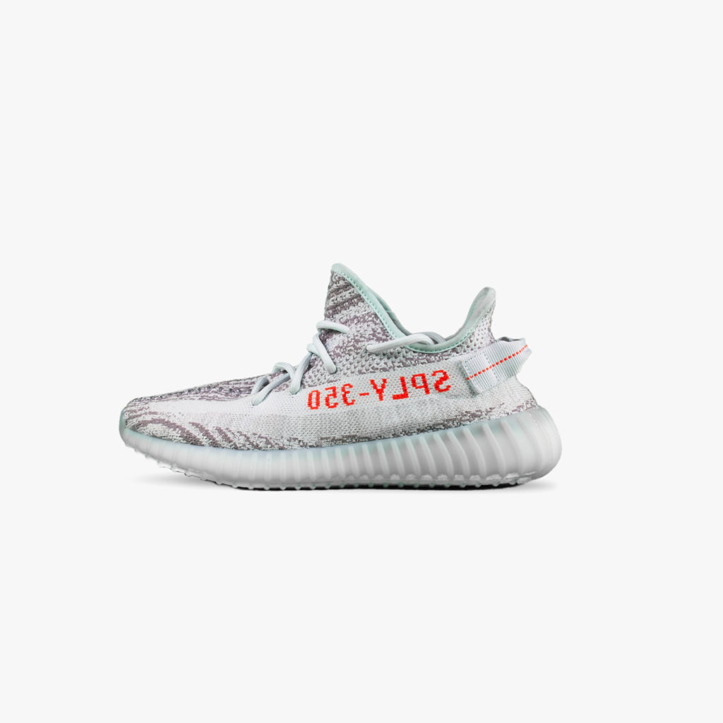 """c6f9ebed8 Adidas Yeezy Boost 350 V2 """"Blue Tint"""" - PlugMePlease"""
