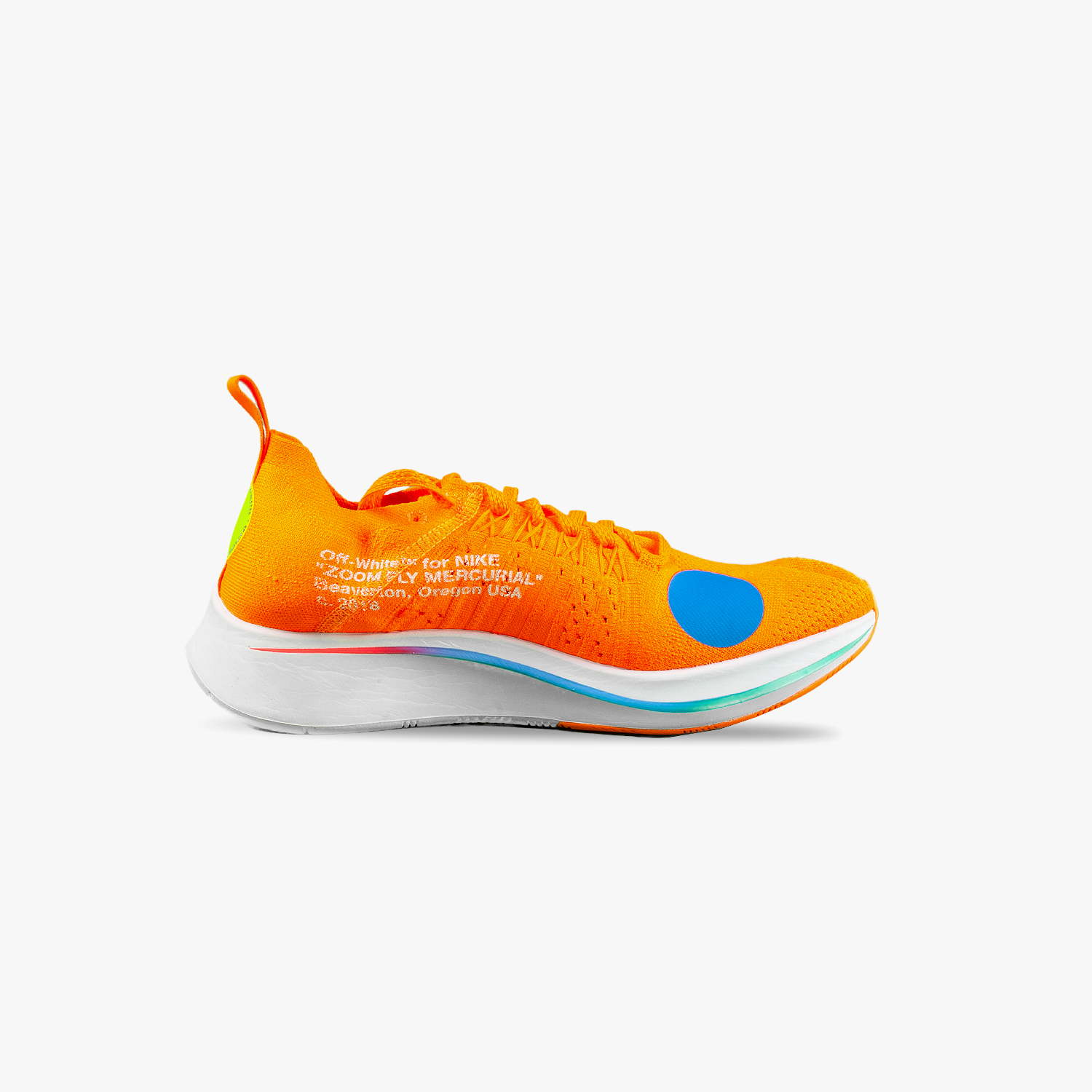 Nike Zoom Fly Mercurial FK Orange