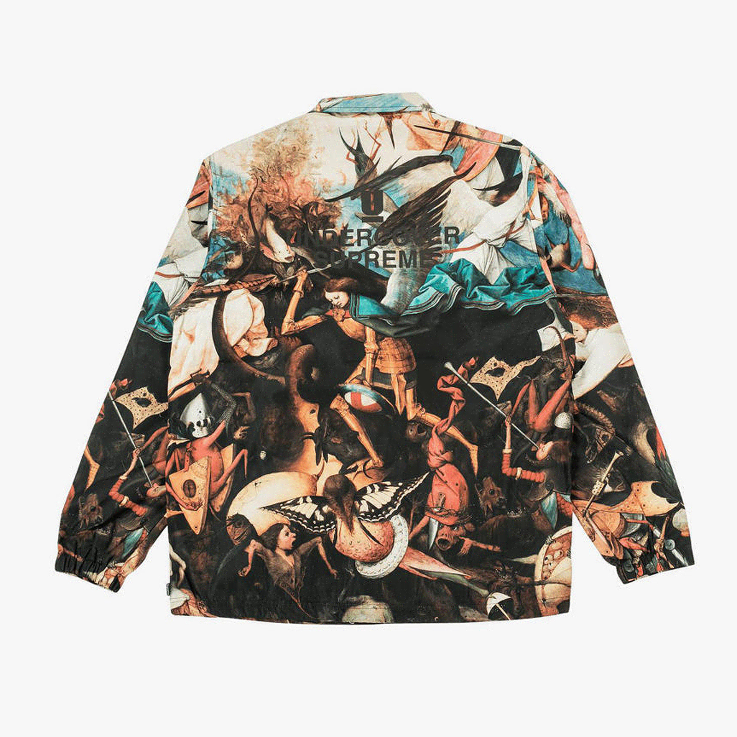 Supreme x Undercover Coach Jacket PlugMePlease