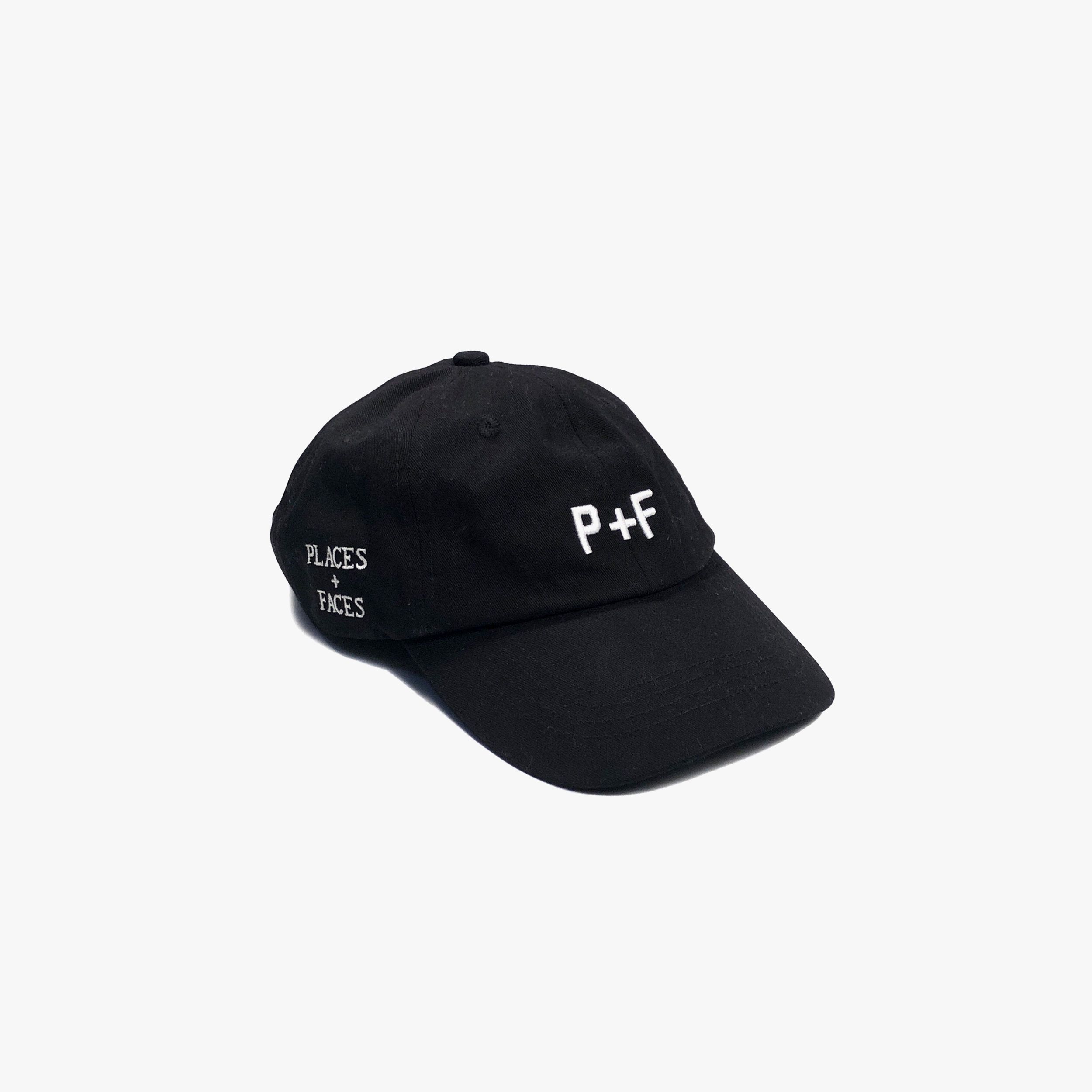 a06103594ee Places + Faces Logo Cap - PlugMePlease