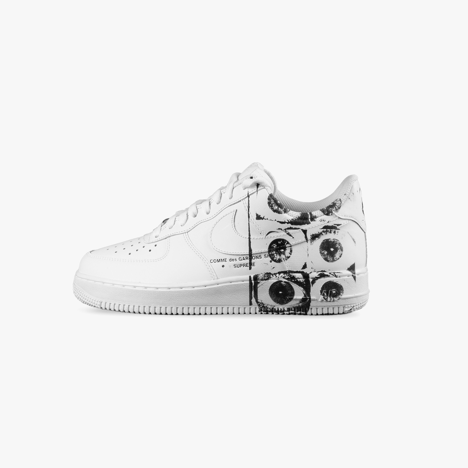 innovative design factory outlet 100% authentic Nike Air Force 1 '07 / Supreme / CDG